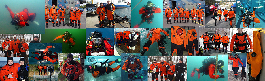 sea wolf dry suit collage1